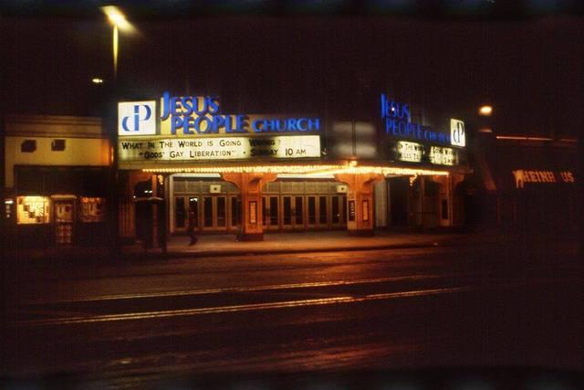 1984 photo courtesy of Thomas Corcoran.