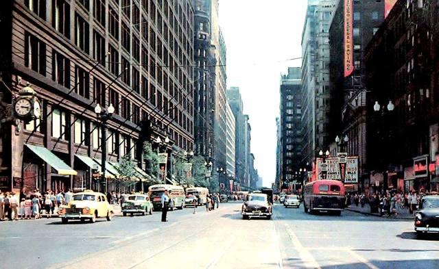 1958 photo courtesy of Mike Tuggle.