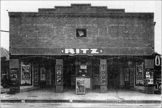 Ritz Theater ... Colorado City Texas