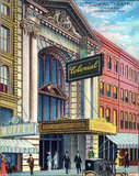 COLONIAL Theatre; Chicago, Illinois.