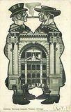 COLONIAL (IROQUOIS) Theatre; Chicago, Illinois.