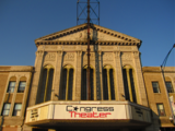 CONGRESS Theatre; Chicago, Illinois.