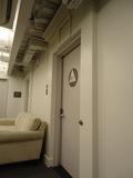 Restroom Doors