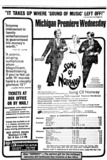 "DETROIT NEWS AD FOR ""SONG OF NORWAY"" - AMERICANA THEATRE"