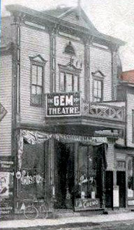 GEM Theatre; Rice Lake, Wisconsin.