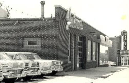 RIALTO Theatre; Kaukauna, Wisconsin.
