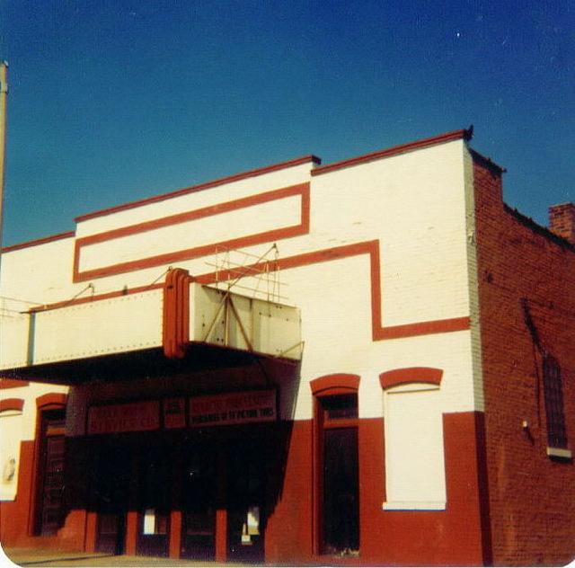 Macklind Theatre