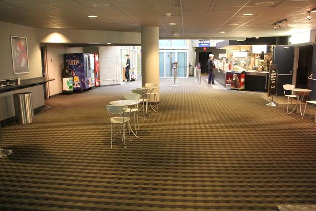 University 4 Lobby
