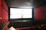 Auditorium #8 during trailers