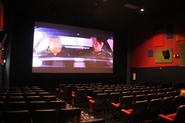 Auditorium #1 during preshow