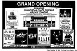 December 15th, 1989 grand opening ad