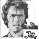 """TORONTO STAR AD FOR """"PLAY MISTY FOR ME"""" - CARLTON THEATRE"""