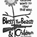 """TORONTO STAR AD FOR """"BLESS THE BEAST AND THE CHILDREN"""" HYLAND THEATRE"""