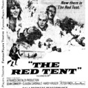 """TORONTO STAR AD FOR """"THE RED TENT"""" - UNIVERSITY THEATRE"""