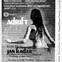 "TORONTO STAR AD FOR ""ADRIFT"" - CINECITY THEATRE"