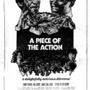 """TORONTO STAR AD FOR """"A PIECE OF THE ACTION"""" - UPTOWN 2 AND OTHER THEATRES"""