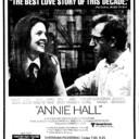 "TORONTO STAR AD FOR ""ANNIE HALL"" - PLAZA 2 THEATRE"