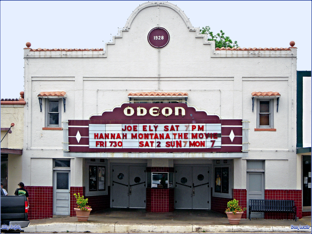 Odeon Theater ... Mason Texas