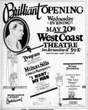 May 20th, 1925 grand opening ad