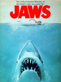 "SOUVENIR PROGRAM FOR ""JAWS"""