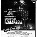 "TORONTO STAR AD FOR ""ROLLERBALL"" - UNIVERSITY THEATRE"