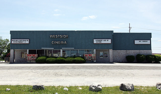 Westside Cinema, Litchfield, IL