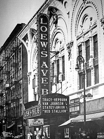 circa 1948 photo
