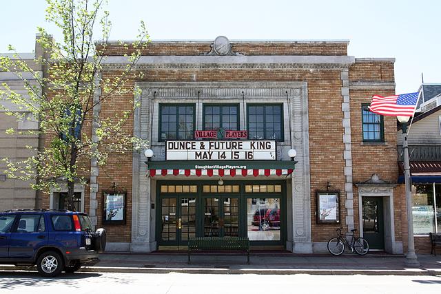 Badger Theater (Stoughton Village Players), Stoughton, WI