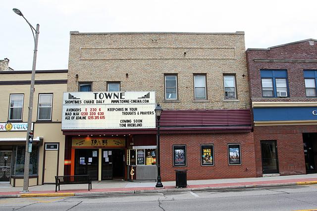 Towne Cinema, Watertown, WI