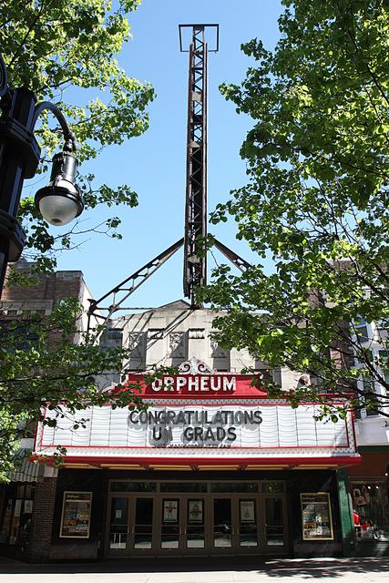 Orpheum Theatre, Madison, WI