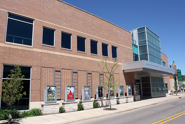 Sundance Cinemas 608, Madison, WI