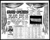 August 29th, 1967 grand opening ad
