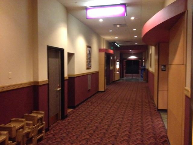 Theaters 3 thru 5