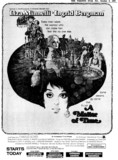 "TORONTO STAR AD FOR ""A MATTER OF TIME"" MISSISSAUGA SQUARE ONE CINEMA AND OTHERS"