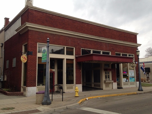Miamisburg Ohio's Plaza Theatre 2015