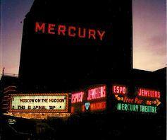 Merecury at Night