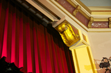 Bracket in proscenium.  Photo: David Ferraro