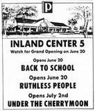 June 19th, 1985 grand opening ad