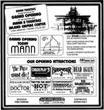 August 30th, 1991 grand opening ad