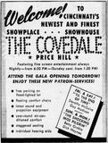 March 20th, 1947 grand opening ad