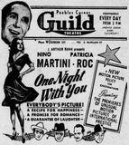 November 4th, 1948 grand opening ad