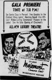 December 22nd, 1965 reopening ad