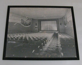 Harbor Theatre, Two Harbors MN auditorium circa late 1940s