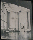 Harbor Theatre, Two Harbors MN lobby circa 1947