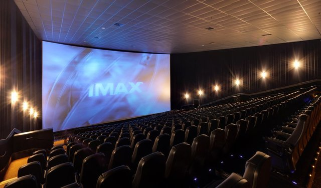 The IMAX at Penn Cinema Riverfront