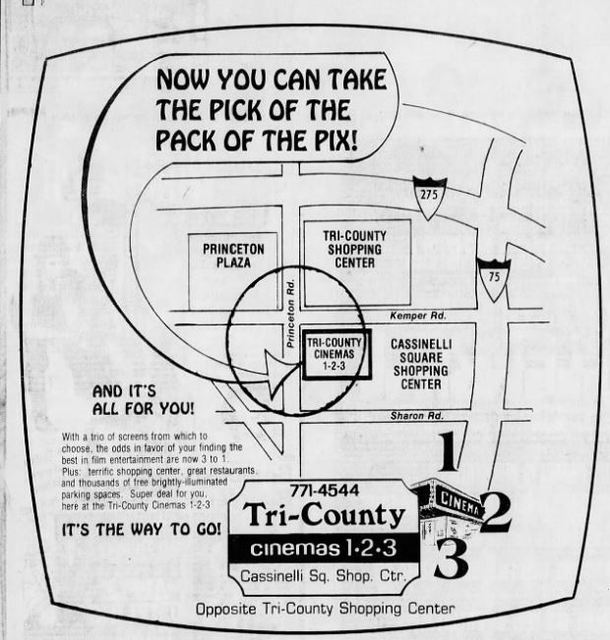 July 11th, 1975 grand opening ad