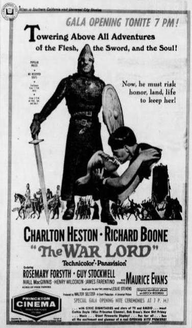November 17th, 1965 grand opening ad