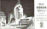 Odeon Toronto 1949 Post Card