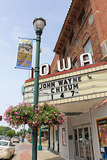 Iowa Theatre Winterset Marquee, Last Day