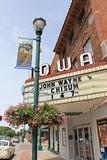 Iowa Theatre Winterset Marquee, Last Day